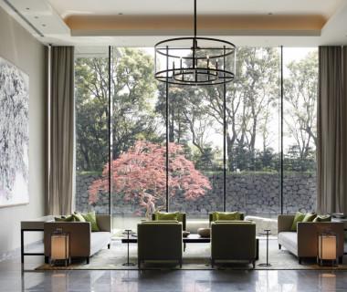 特別な日の期待を高める、優美なホテル空間。その一日が生涯の思い出として、刻まれる。