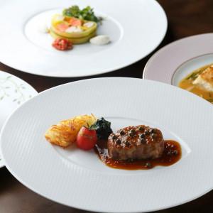 フランス料理のフルコースはゲストへのおもてなし