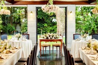 ガーデン直結のパーティ会場|マノワール・ディノの写真(1137412)
