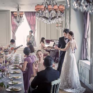 【おもてなし重視の方へ】贅沢スイーツ体験◆文化財の邸宅見学&音の教会