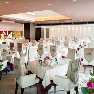 オープンキッチンを備えたレストランを貸切に|レストラン一味真・ル・グリルの写真(1376605)