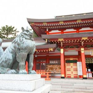 五社神社での挙式も人気|レストラン一味真・ル・グリルの写真(1376593)