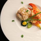 見た目の美しさも追求した五感で愉しむ料理