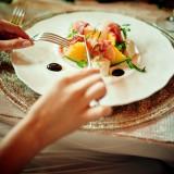 特別な結婚式に欠かせない美味しいお料理。 全てにこだわった最高のメニューをご提供☆