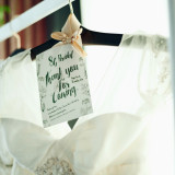 運命の一着をまとえた喜びは、花嫁を内側からも輝かせてくれます♡