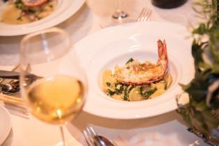 お料理はゲストへのおもてなし|8G Horie RiverTerrace Weddingの写真(1310037)