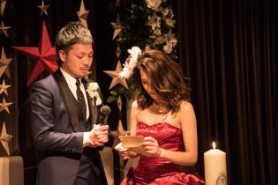 感謝の気持ちを込めて…|8G Horie RiverTerrace Weddingの写真(1310091)