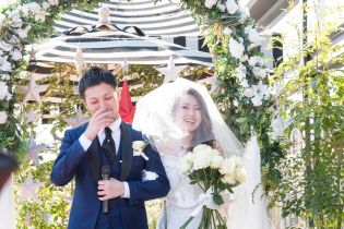 アットホームな人前式|8G Horie RiverTerrace Weddingの写真(1309988)