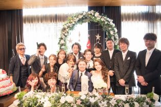 アットホーム&おふたりらしく|8G Horie RiverTerrace Weddingの写真(1310025)