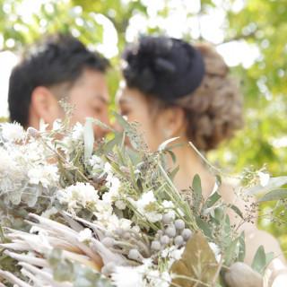 【スタイリッシュ婚】大人カップル様に人気☆