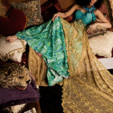 人気ドレスショップハニーウェディングにプロデュースしていただいたオリジナルドレスまさに世界にひとつだけのドレスです