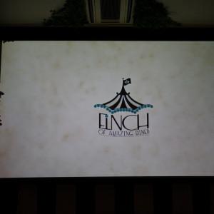 専属のクリエーターによる映像演出はゲストの心に届く思い出の瞬間を届けくれます|FINCH OF AMAZING DINERの写真(2053757)