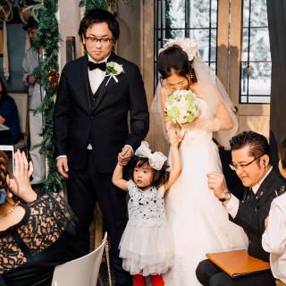 お子様も一緒にOK パパママ婚応援フェア♪