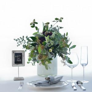 ふたりらしさと心地よさをゲストのテーブルにも。|NIIGATA MONOLITH ~新潟モノリス~の写真(1463220)