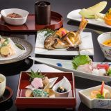 【日本料理】 10000円コース(消費税・サービス料別途)