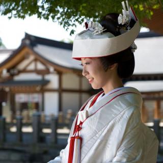【和装輝く橿原神宮での神前式】和装試着体験付フェア