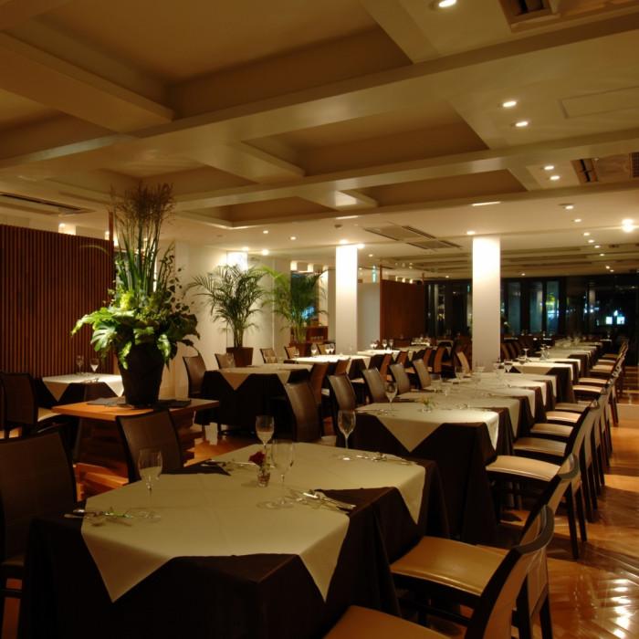 レストラン ザ・ポート(ヴィラテラス大村ホテル&リゾート)