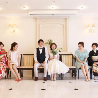 【60分時短フェア】☆少人数家族結婚式相談会☆