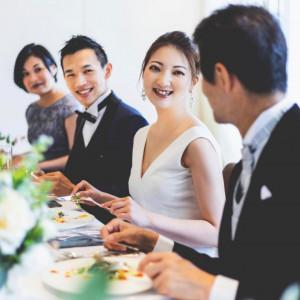 【6~30名◆家族・少人数婚】絶品3万試食×上質レストランW
