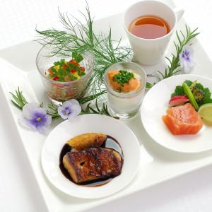 【料理重視の大人カップルに】フルコース試食付!おもてなし婚フェア