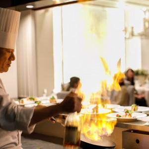 料理重視必見【3万円贅沢試食】チャペル体験×無料試食会×豪華特典