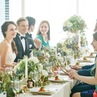 【平日休みだからこそ嬉しい!】無料婚礼試食×来館特典付きフェア