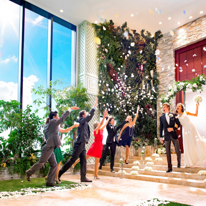 Wedding Terrace (ウエディングテラス)