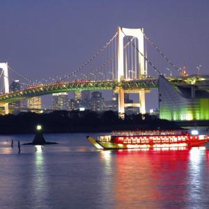 【成約特典付き☆】 本物の屋形船を見学☆ウエディングフェア