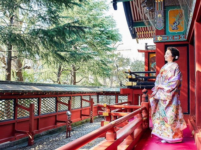 神社(神前式)相談会