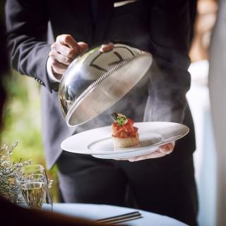 先着10組【結婚準備スタートフェア】初めて見学×京フレンチ試食
