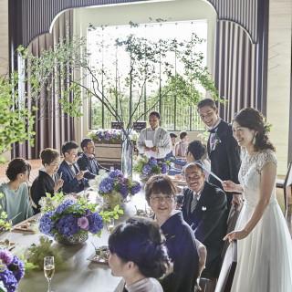 【短期間の準備でも安心】準備期間150日間で叶う結婚式