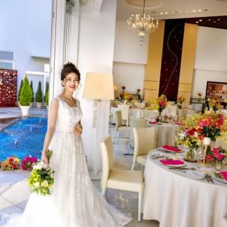 【いま本当に挙げたい結婚式】豪華チャペル×自由な空間★相談会