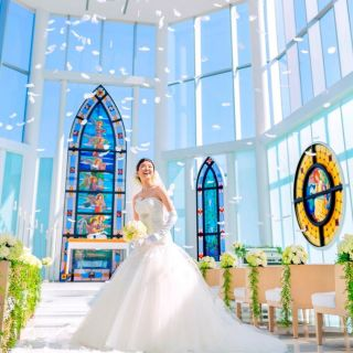 【本当に挙げたい結婚式が叶う】感動チャペル×自由空間×オリジナルW相談