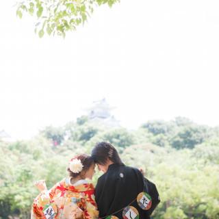 和装+和装 フォトウェディング 8月無料キャンペーン【アミュー遠鉄店】