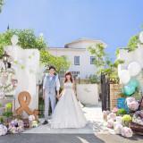 1組貸切のプライベート空間で、笑顔と自然と青空に囲まれた結婚式を!