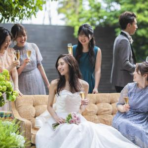 【年1★BIGフェア】インポートドレス試着体験&ガーデン演出×特別特典