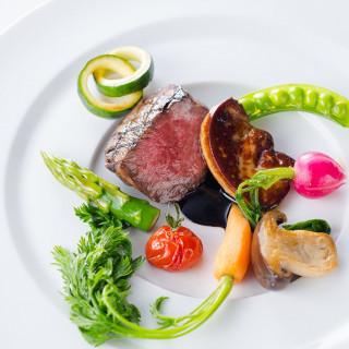 【限定開催!】スカイチャペルで模擬挙式×婚礼料理6品を無料試食会♪