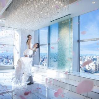 【花嫁に嬉しい10大特典】挙式に試食お得に結婚式を凝縮体験!