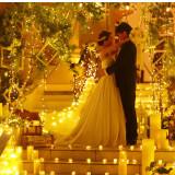 #ウエディングドレス#weddingdress#ナイトフォト#ナチュラル#プリマディーバ