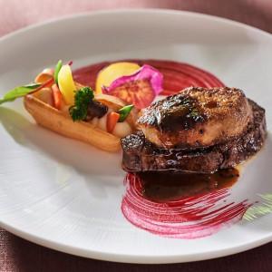 【料理ランクアップ特典】美食体験★A5ランクとちぎ和牛試食
