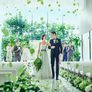 【当日予約OK!】最大100万円の婚礼アイテム分プレゼント♪