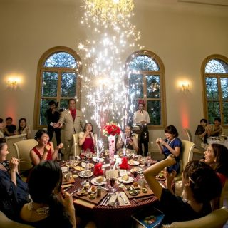 ゲスト分のウェルカムフード、デザートビュッフェをプレゼント!さらに限定で30万円相当特典も!