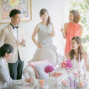 平日限定♪新スタイル結婚式・HAPPYウエディングパーティ相談会