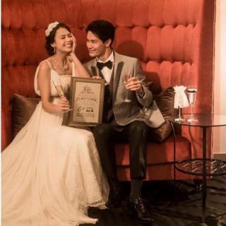【平日限定!シンデレラ体験】花嫁の憧れTOP3を全て体験