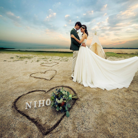 NIHO -Dramatic scene wedding-
