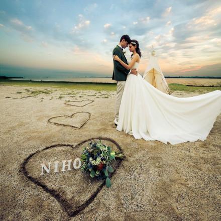 NIHO -Dramatic scene wedding-