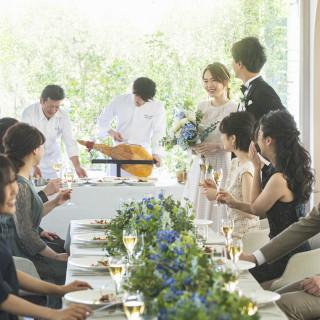 【2名からOK】家族会食&3か月以内挙式も◆少人数相談会