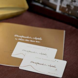 クレインメンバーズカードをプレゼント