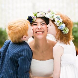ママ花嫁☆パパママ婚応援♪お子様と一緒に叶えるウエディング