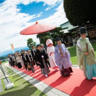 【神前式ご希望の方】織姫神社で叶う和婚相談会×貸切邸宅見学会